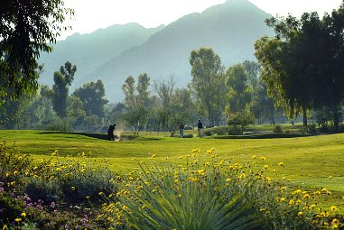 Marriotts Camelback Golf Club, Padre Course,Scottsdale, Arizona,  - Golf Course Photo