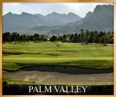 Sun City Summerlin, Palm Valley Golf Club,Las Vegas, Nevada,  - Golf Course Photo