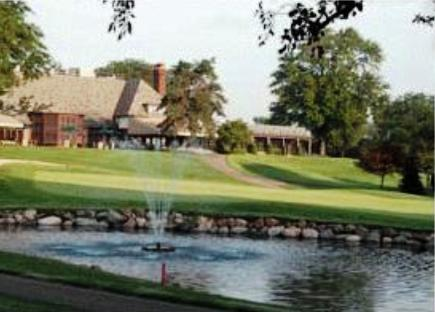 Golf Course Photo, Dearborn Country Club, Dearborn, 48124