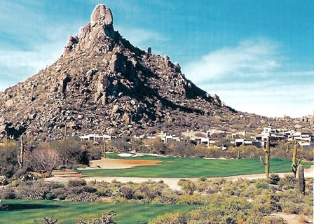 Desert Highlands Golf Club In Scottsdale Arizona