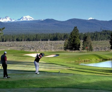 Broken Top Club,Bend, Oregon,  - Golf Course Photo