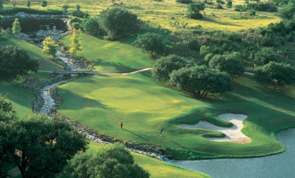 Golf Course Photo, Barton Creek Resort -Palmer Lakeside, Austin, 78735
