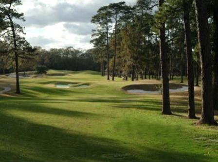 Beaumont Country Club, Beaumont, Texas, 77703 - Golf Course Photo