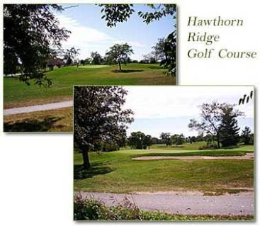 Golf Course Photo, Hawthorn Ridge Golf Club, Aledo, 61231