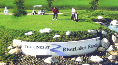 Links At River Lakes Ranch Golf Course,Bakersfield, California,  - Golf Course Photo