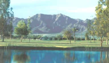 Pavilion Lakes Golf Club, CLOSED 2009, Scottsdale, Arizona, 85250 - Golf Course Photo