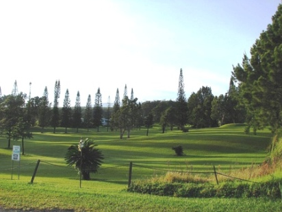 Hamakua Country Club,Honokaa, Hawaii,  - Golf Course Photo
