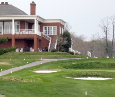 Rolling Road Golf Club, Catonsville, Maryland, 21228 - Golf Course Photo