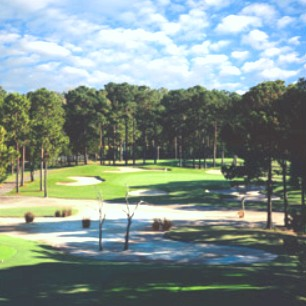 Golf Course Photo, Sea Trail Golf Resort, Byrd Golf Course, Sunset Beach, 28468