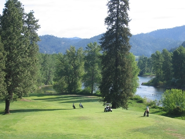 Golf Course Photo, Leavenworth Golf Club, Leavenworth, 98826