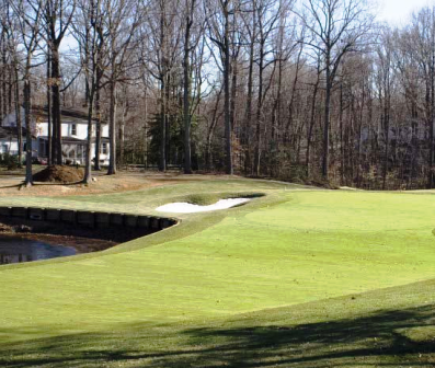 Crofton Country Club, Crofton, Maryland, 21114 - Golf Course Photo