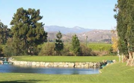 Las Posas Country Club, Camarillo, California, 93010 - Golf Course Photo