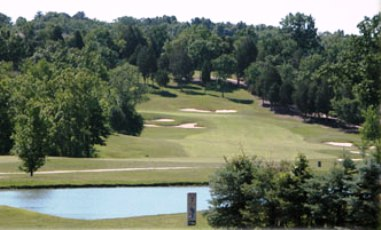 Golf Course Photo, Twelve Stones Golf Club, Goodlettsville, 37072