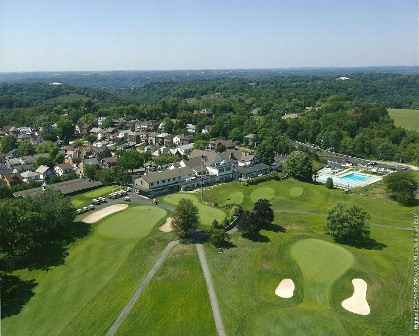 Golf Course Photo, Highland Country Club, CLOSED 2011, West View, 15229