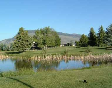 Olive Glenn Golf & Country Club, Cody, Wyoming, 82414 - Golf Course Photo