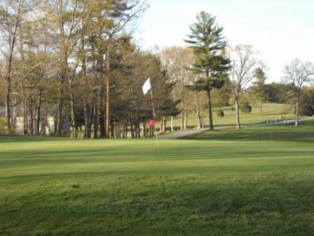 Salmon Falls Golf Club,Bar Mills, Maine,  - Golf Course Photo