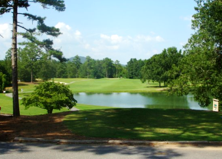 Golf Course Photo, Sylacauga Country Club, Coosa Valley Golf Course, Sylacauga, 35150
