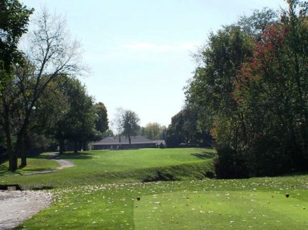 Greenhurst Golf Club, CLOSED 2013, Auburn, Indiana, 46706 - Golf Course Photo