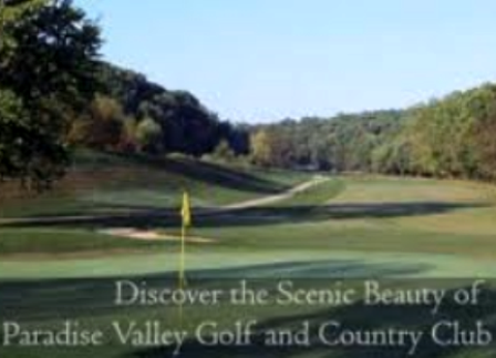 Paradise Valley Golf & Country Club, High Ridge, Missouri, 63049 - Golf Course Photo