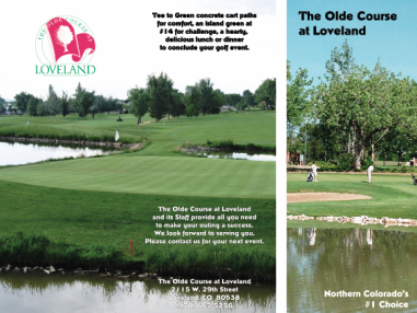 Olde Course At Loveland,Loveland, Colorado,  - Golf Course Photo