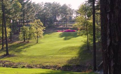 Golf Course Photo, Longleaf Golf & Country Club, Southern Pines, 28387