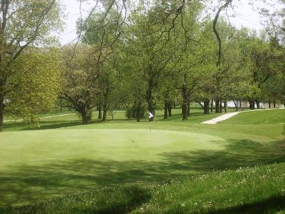 Pike County Country Club,Louisiana, Missouri,  - Golf Course Photo