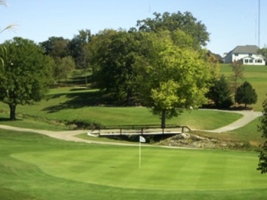 Palmer Hills Golf Course,Bettendorf, Iowa,  - Golf Course Photo