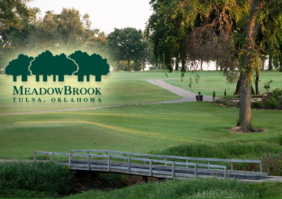 Golf Course Photo, Meadowbrook Country Club, Tulsa, 74133