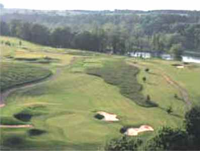 River Islands Golf Club, Kodak, Tennessee, 37764 - Golf Course Photo
