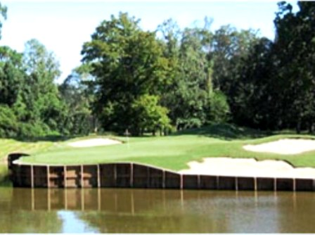 Lake Charles Country Club,Lake Charles, Louisiana,  - Golf Course Photo