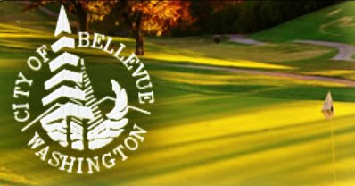 Bellevue Municipal Golf Course, Bellevue, Washington, 98005 - Golf Course Photo