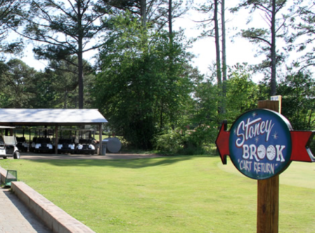 Stoneybrook Golf Course, Jacksonville, Alabama, 36265 - Golf Course Photo