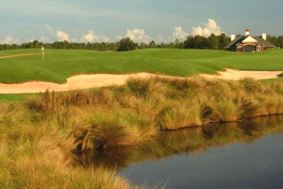 Golf Club At South Hampton, The,Saint Augustine, Florida,  - Golf Course Photo