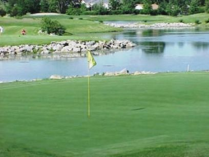 Golf Course Photo, Links At Lowell, The, Lowell, 72745