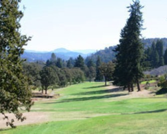 Hidden Valley Golf Course,Cottage Grove, Oregon,  - Golf Course Photo