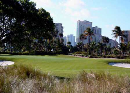 Fairmont Turnberry Isle Resort, Miller Golf Course, Aventura, Florida, 33180 - Golf Course Photo