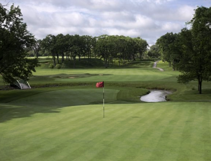 Olympia Fields Country Club, South,Olympia Fields, Illinois,  - Golf Course Photo