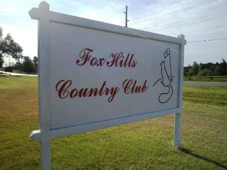 Golf Course Photo, Fox Hills Country Club, Paragould, 72450