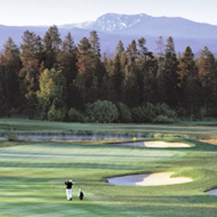 Golf Course Photo, Sunriver Resort, Meadows, Sunriver, 97707