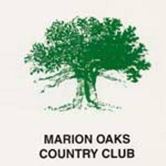 Golf Course Photo, Marion Oaks Country Club