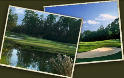 Woodlands Resort & Country Club, Player Course,The Woodlands, Texas,  - Golf Course Photo