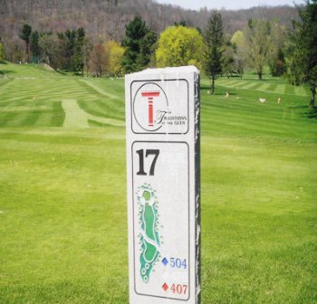 Traditions at the Glen Golf Course,Johnson City, New York,  - Golf Course Photo