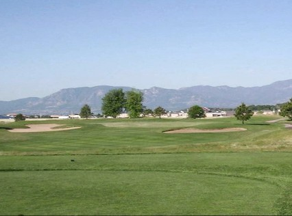 Golf Course Photo, Springs Ranch Golf Club, Colorado Springs, 80922