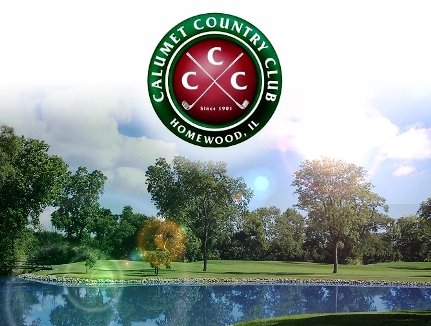 Golf Course Photo, Calumet Country Club, Homewood, 60430