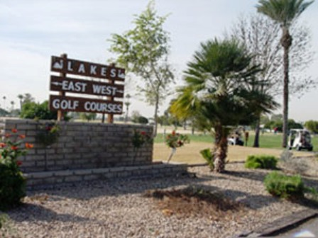 Golf Course Photo, Lakes Golf Courses At Sun City -Lakes West, Sun City, 85351