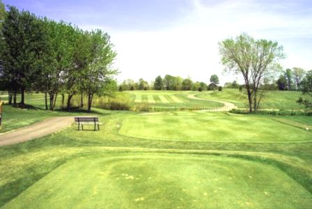 Golf Course Photo, Sable Creek Golf Course, Hartville, 44632