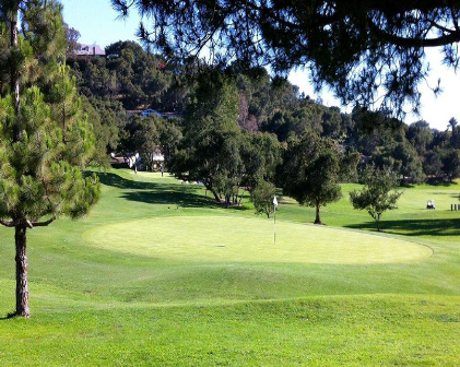 La Cumbre Country Club, Santa Barbara, California, 93110 - Golf Course Photo