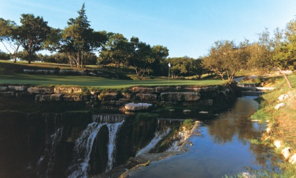 Barton Creek Resort -Fazio Foothills,Austin, Texas,  - Golf Course Photo