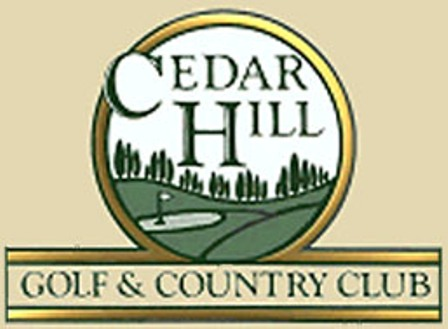 Golf Course Photo, Cedar Hill Country Club, Livingston, 07039
