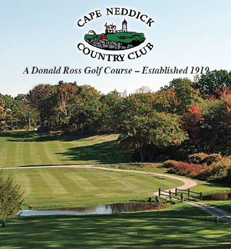 Cape Neddick Country Club,Ogunquit, Maine,  - Golf Course Photo